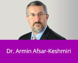 Afsar Keshmiri head shot