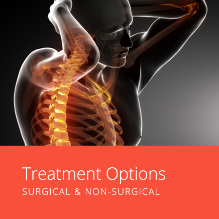 Treatment Options Surgical & Non-Surgical