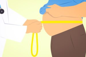 How does weight affect your back