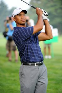 Tiger Woods, Professional Golf Player