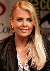 celebrities with neck surgery - charlize theron