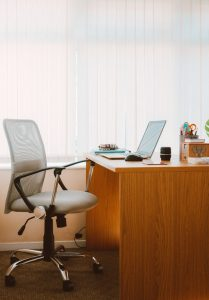 best desk chair for back pain - saratoga spine - desk chair